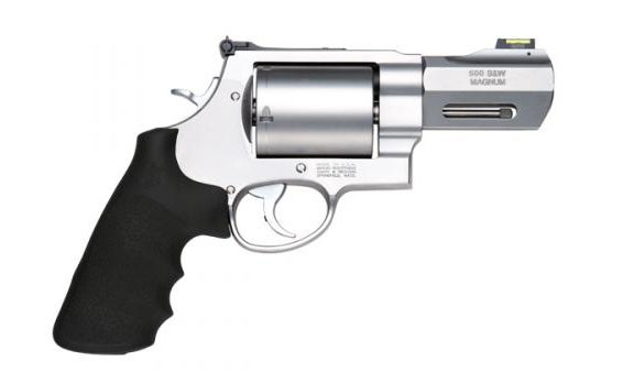 With its power proven, the advantages of the 500 S&W for applications other than a primary hunting firearm were realized. This 3.5