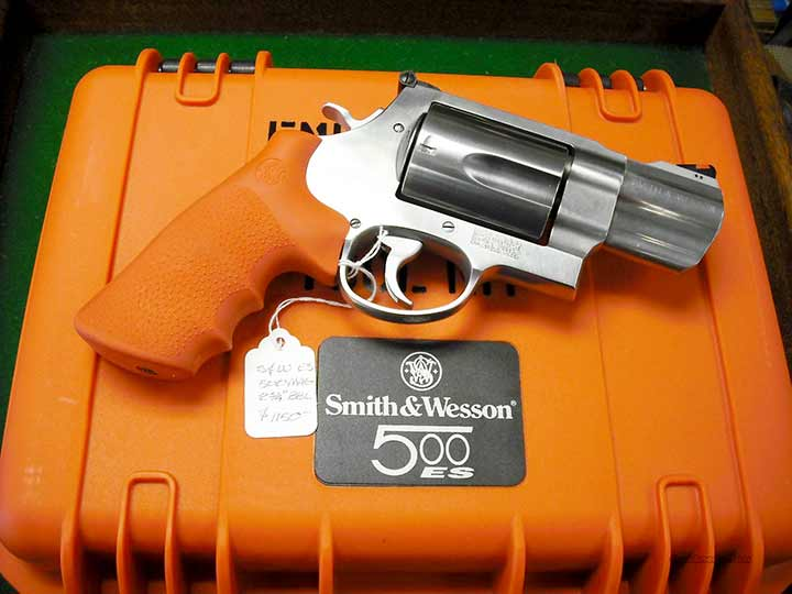 smith and wesson 500 es