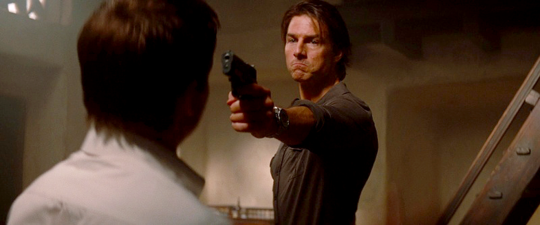 Guns of Mission: Impossible – Ghost Protocol (2011)