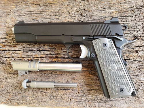 The Guncrafter Industries Model 1 in .50 GI will run you about $3,300.