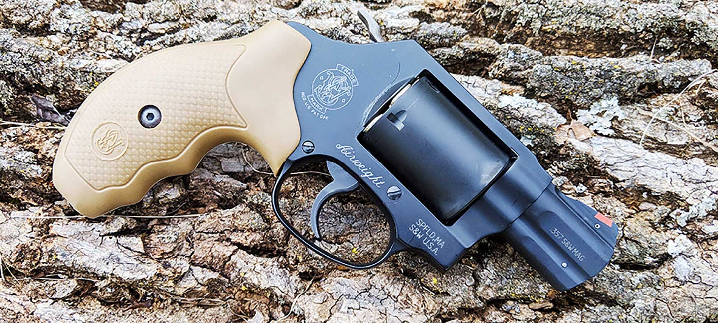 smith and wesson model 360