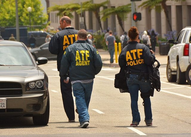 ATF agents