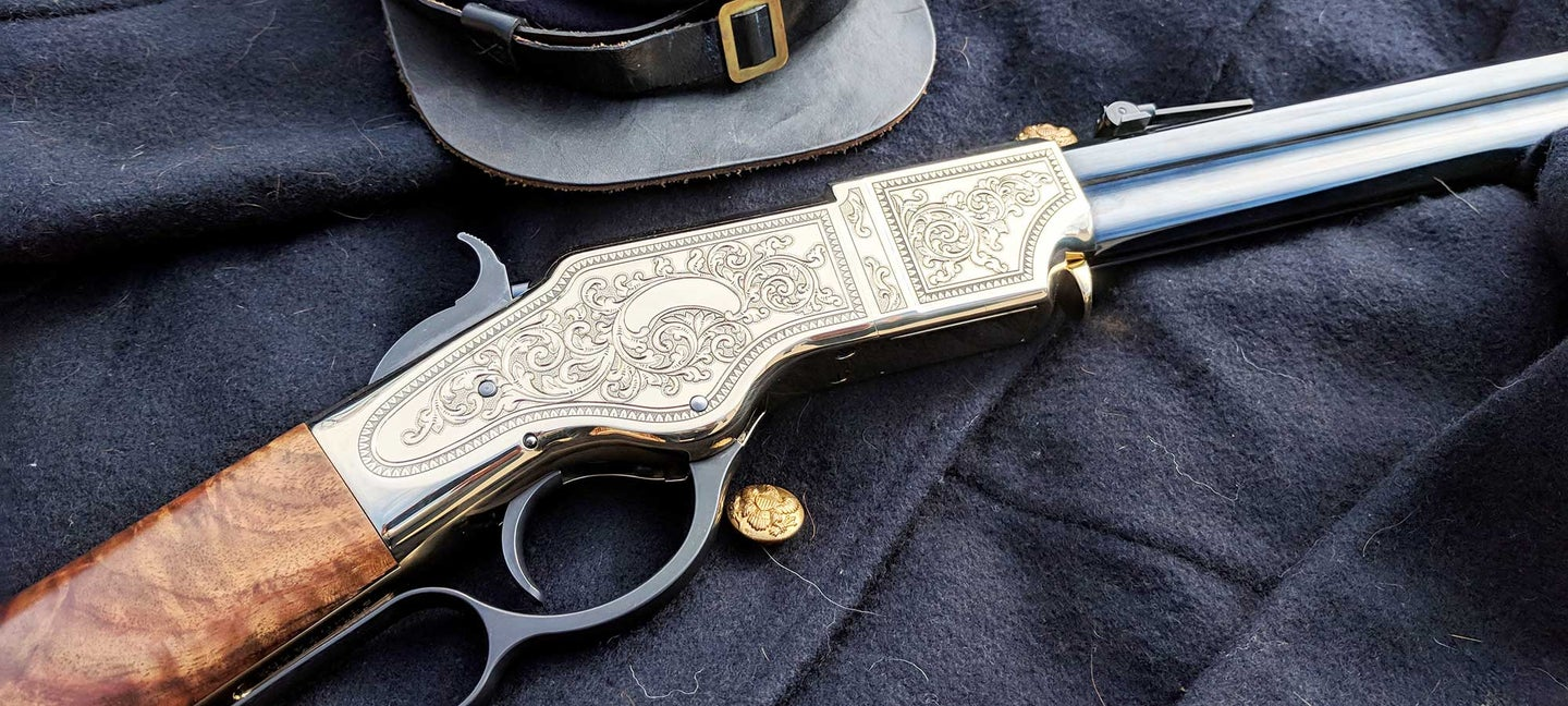 henry deluxe engraved rifle review