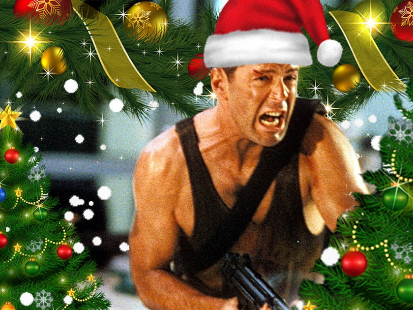 """The Best Non-Traditional Christmas Movie: """"Die Hard"""""""