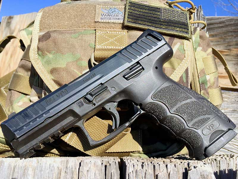 heckler koch vp9 grip inserts