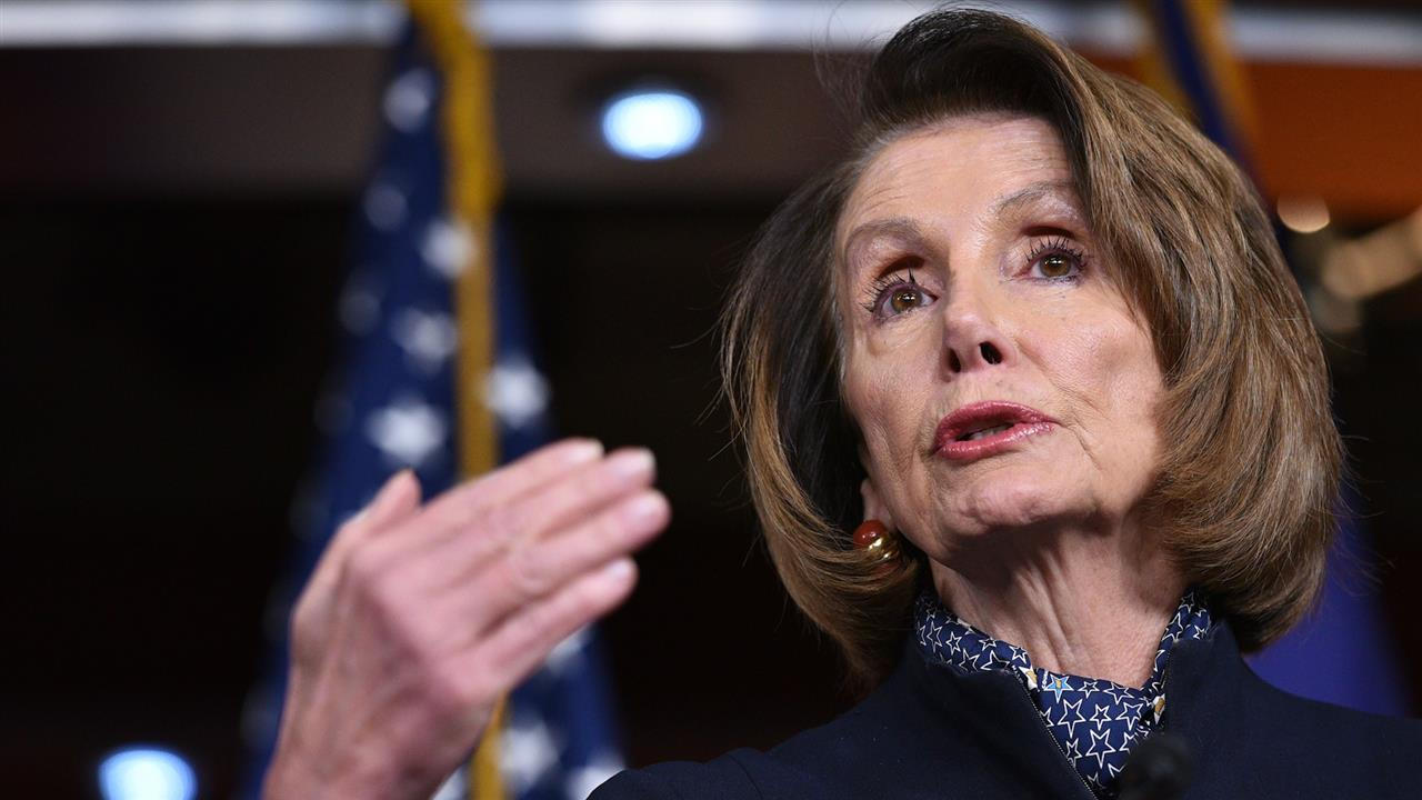 """Pelosi: Dems Will Act """"Boldly and Decisively"""" on New Gun Laws"""