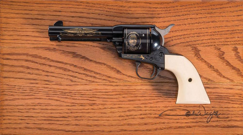 colt single action army john wayne