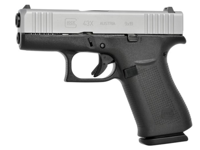 Glock Introduces G43X Subcompact and G48 Compact Pistols