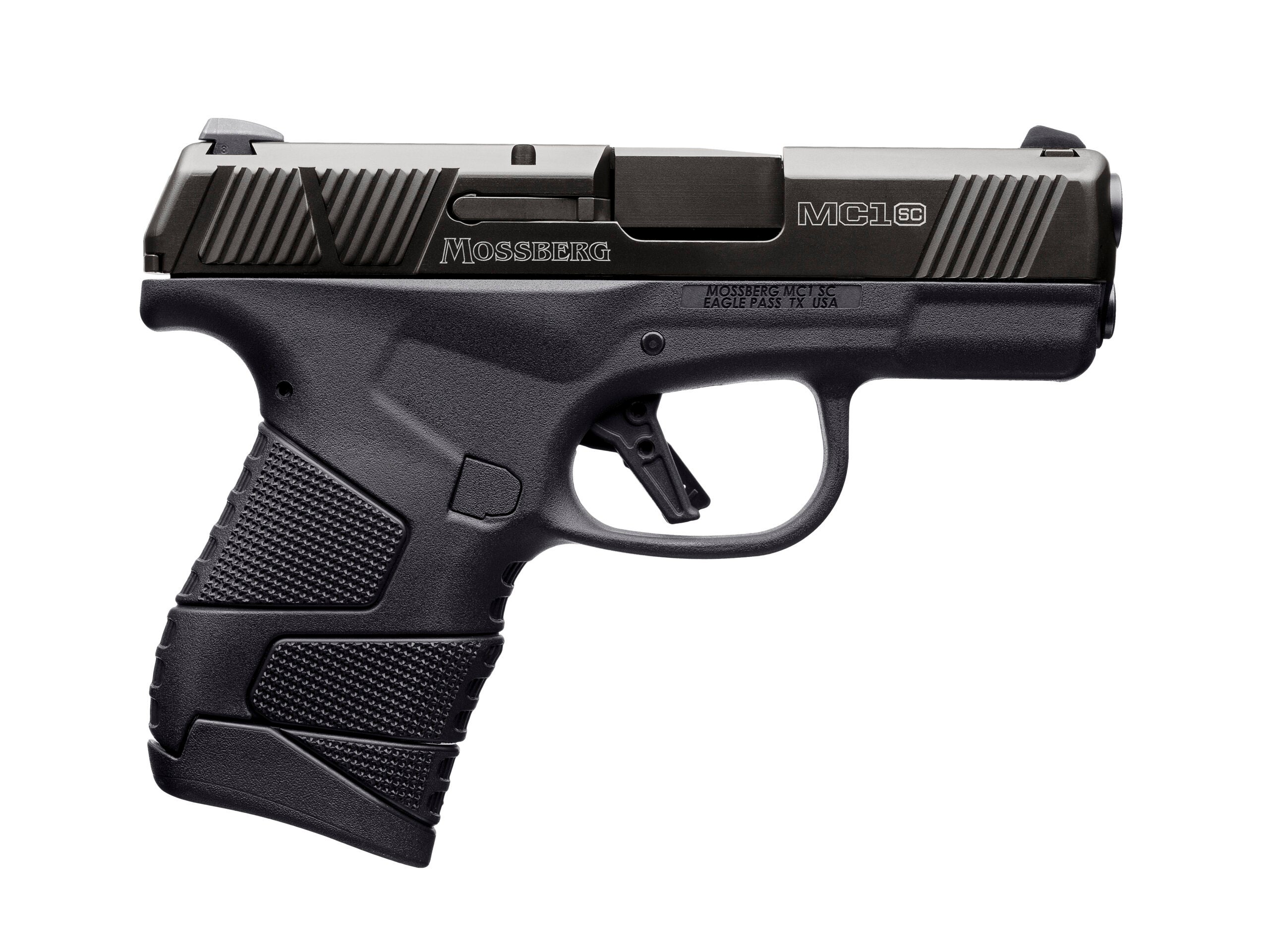 Mossberg Gets Into Handguns with the MC1sc Pistol