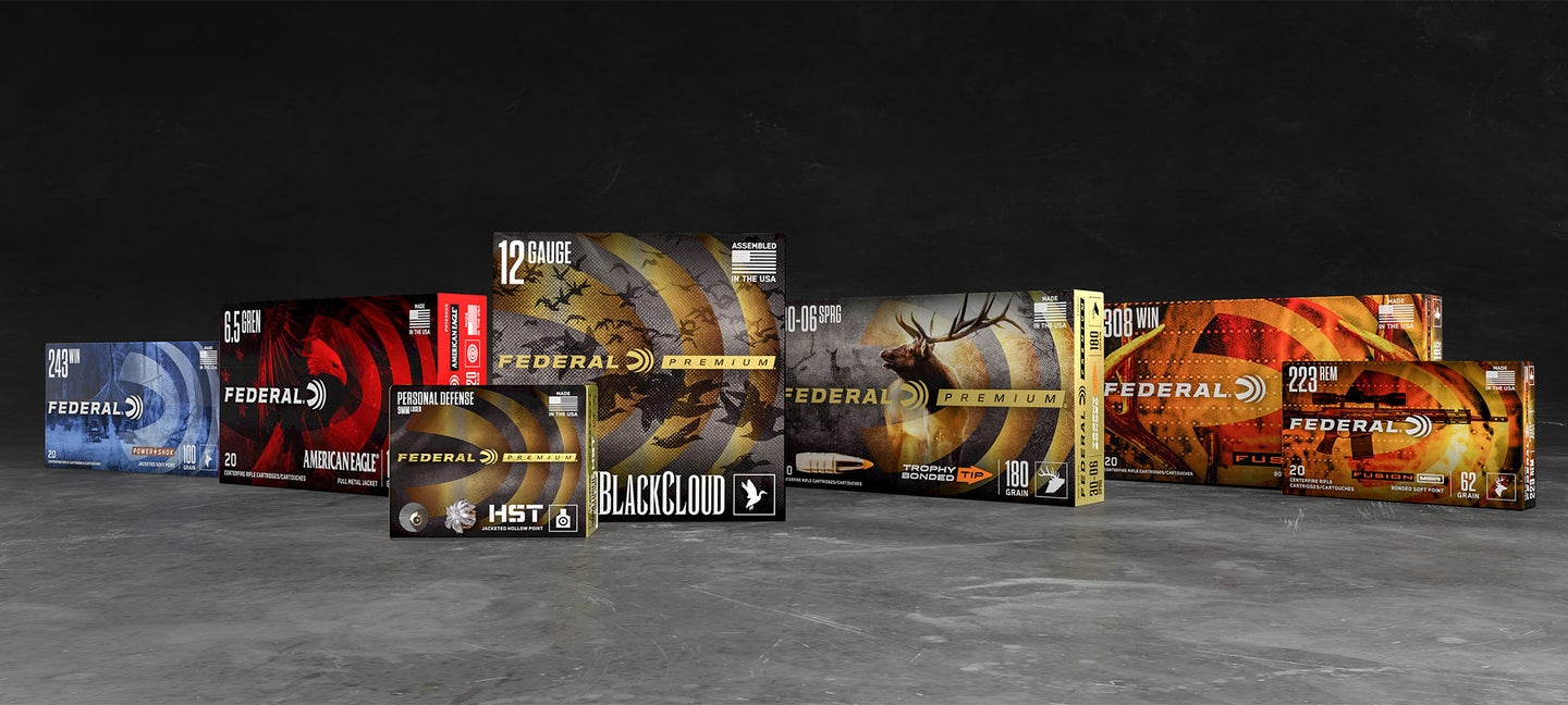 new federal premium ammo for 2019