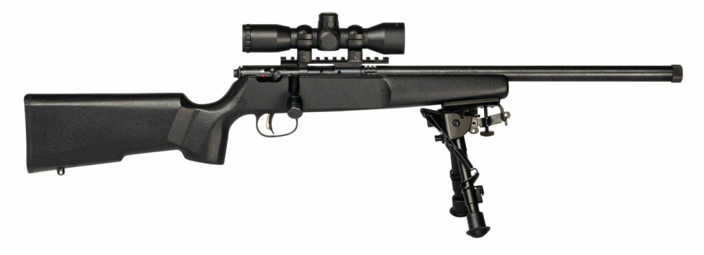 The new Rascal Tactical Target XP rifle.