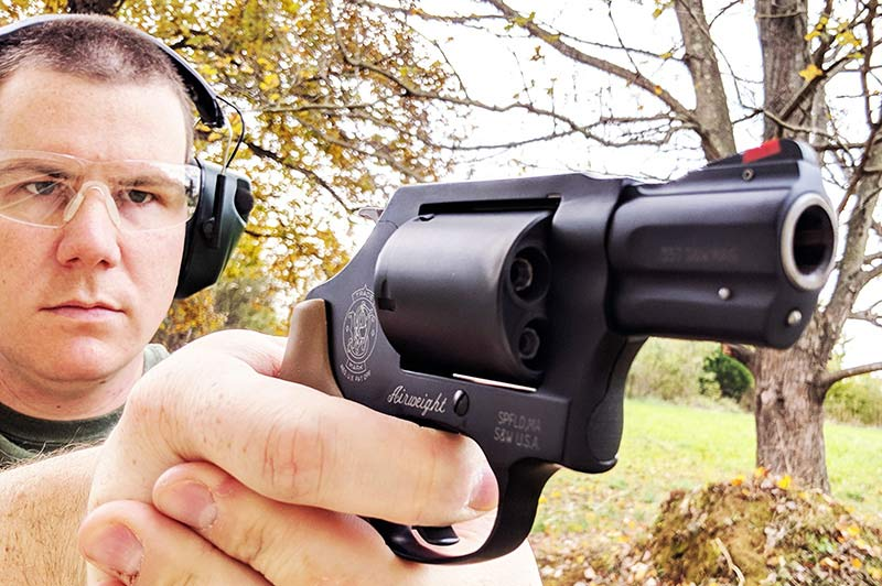 smith and wesson model 360 revolver