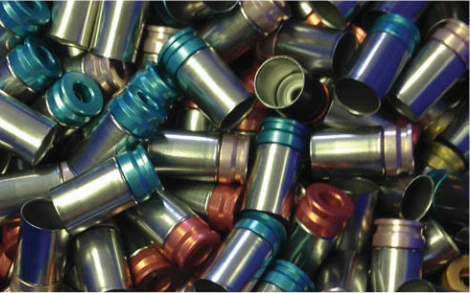 The End of Brass Cartridge Cases?