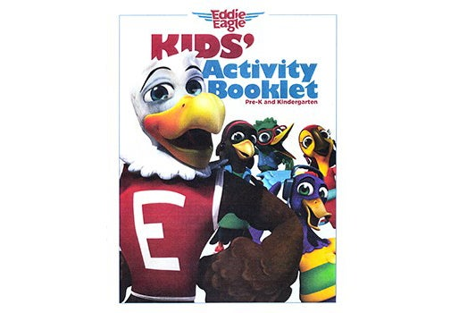 The NRA doled out over 250,000 Eddie Eagle student workbooks in July.