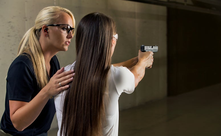 Glocks come in dozens of sizes, configurations and chambered for a number of calibers, meaning pretty much everyone can find one that fits.