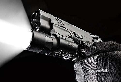 SureFire's 1,000-Lumen Gun Light Now Shipping