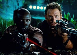 Jurassic World Arms its Rangers with Crimson Trace Lasers