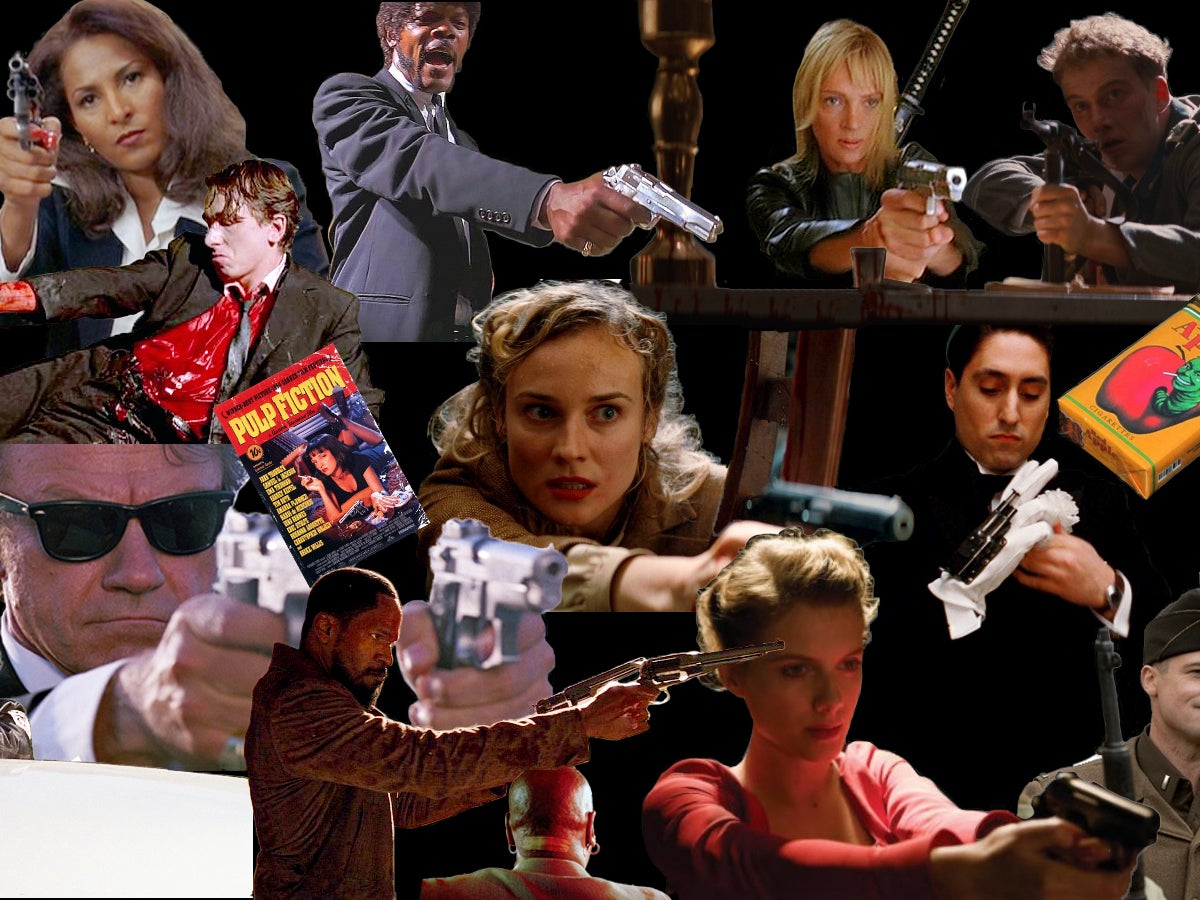 Guns of Quentin Tarantino Movies