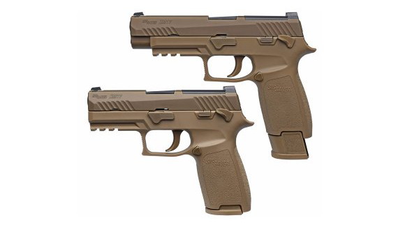 101st Airborne Will Be First to Get Army's New Handgun