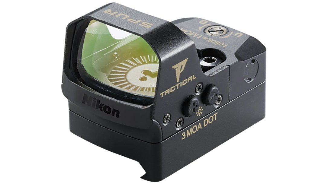 Nikon Gets Into Reflex Sights