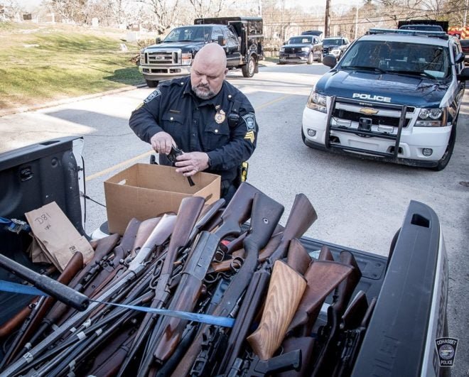 Proposed Mass. Law Would Allow Even More Gun Seizures by Police