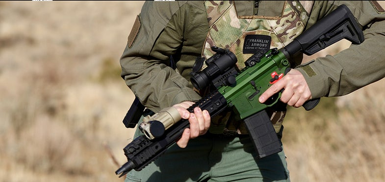 Not a Rifle, Not a Shotgun—So What Is It?