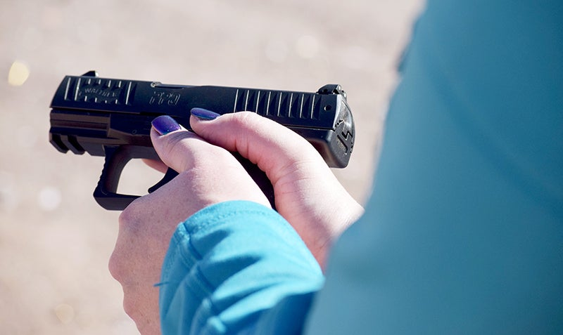 The new PPQ SC offers an increased magazine capacity with flush and extended mags, making for a great concealed carry pistol.