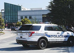 Campus Police in San Fran Want to Be Armed