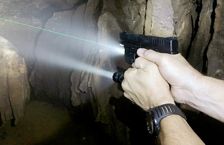 Adding Lights and Lasers to a Concealed Carry Firearm