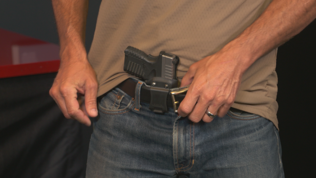 Permitless Carry Bill Introduced in Arkansas