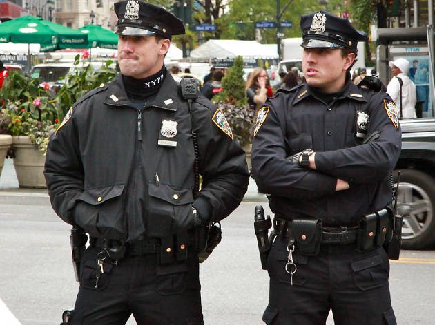 History of NYPD Sidearms