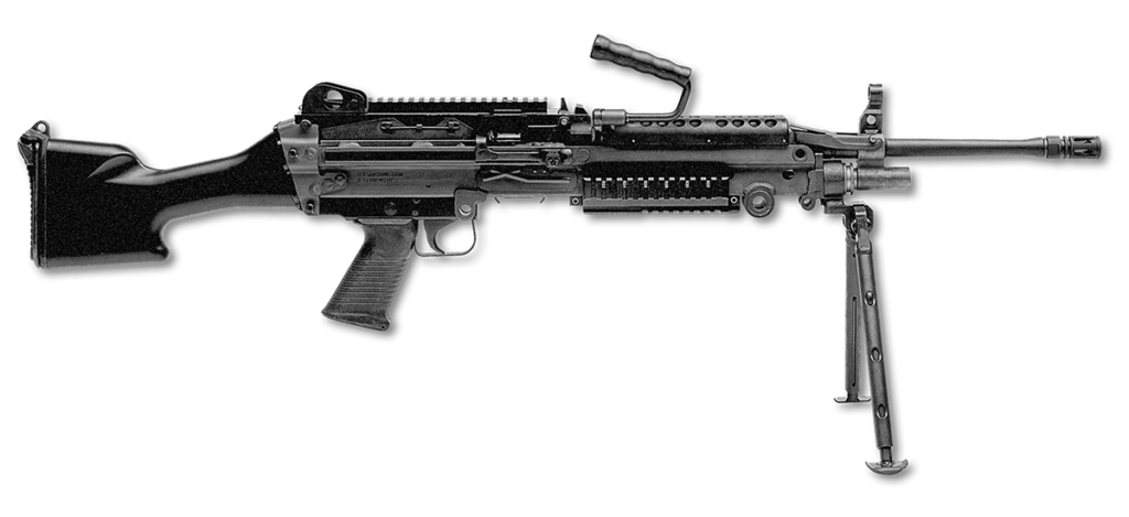 FN M249 Squad Automatic Weapon