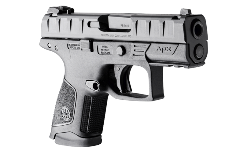 Beretta Releases APX Compact and APX Centurion Pistols