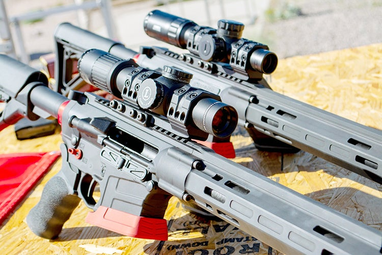 The rifles are priced at $2,875 each.