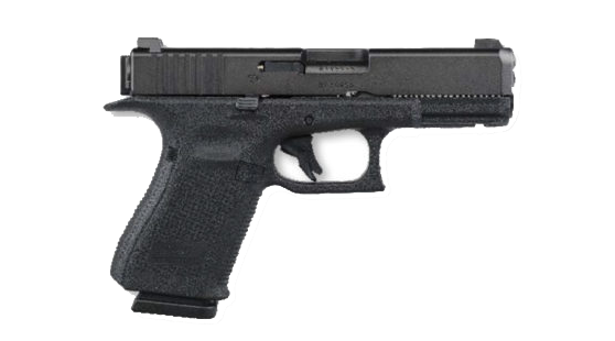 The new Glock 46. [photo from guns.com](http://www.guns.com/2017/09/25/german-mag-leaks-rotating-barrel-glock-46-9mm-police-pistol/)