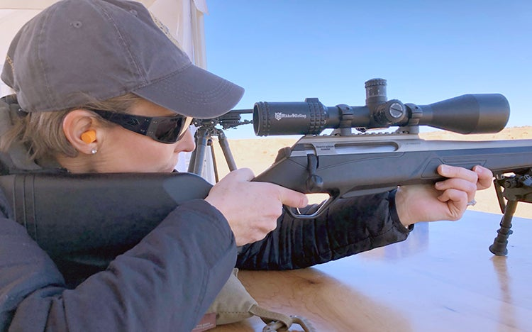 Lithgow rifles are a new entry into the centerfire hunting rifle world.