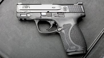 smith and wesson mp9 m2 compact handgun