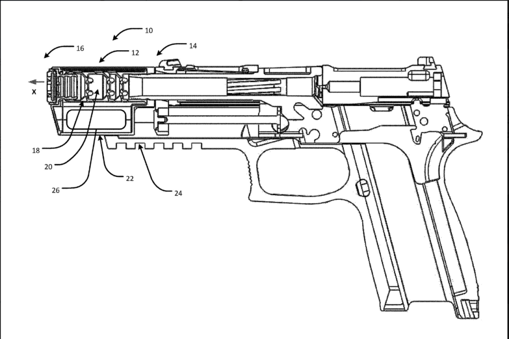 An illustration from the SIG patent application.