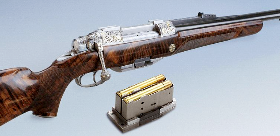 The Double-Barrel, Bolt Action Rifle