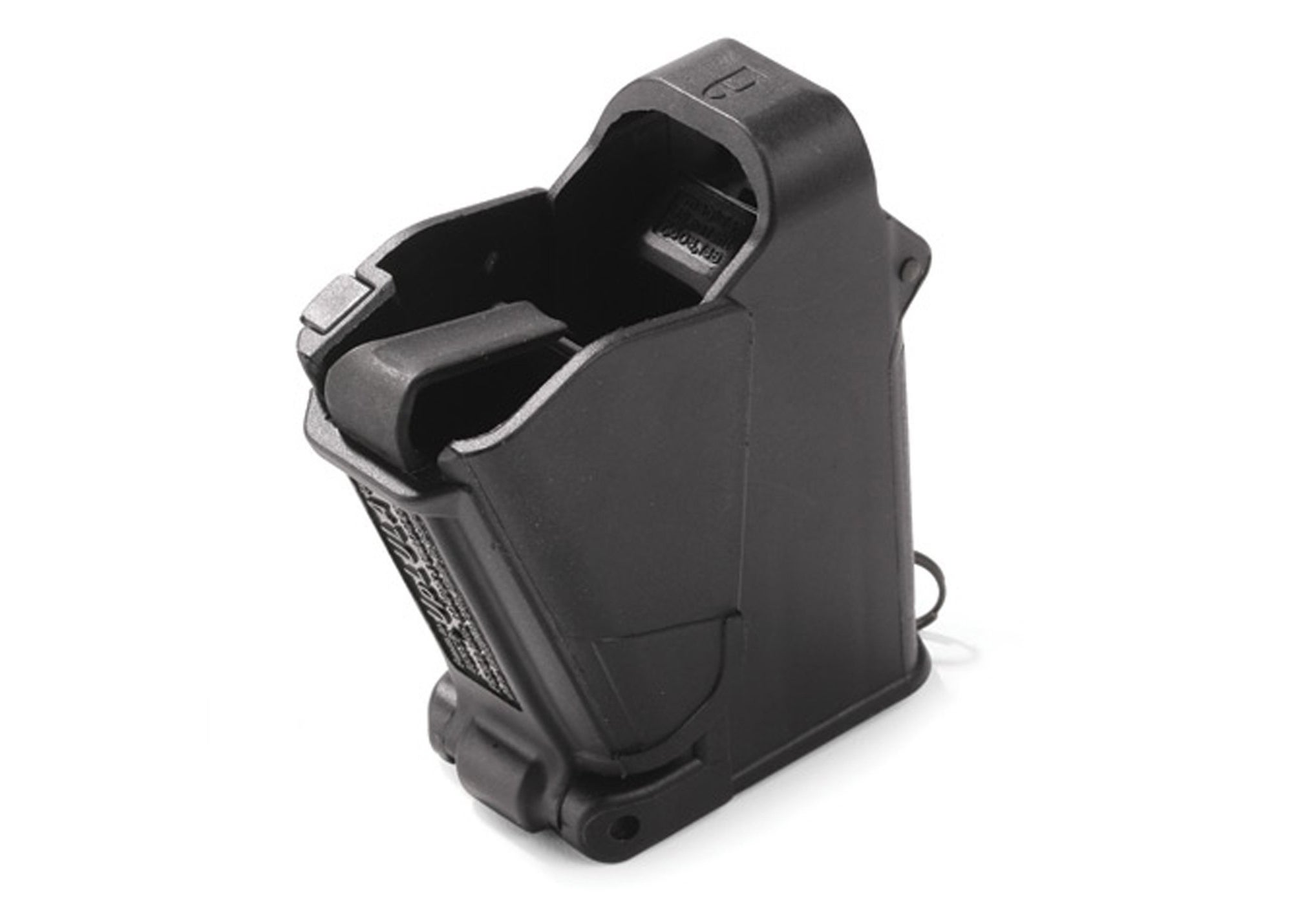 The Maglula UpLULA pistol magazine loader really saves your thumbs during those long range sessions.