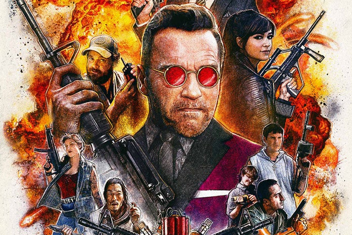 Guns of 'Killing Gunther' Trailer