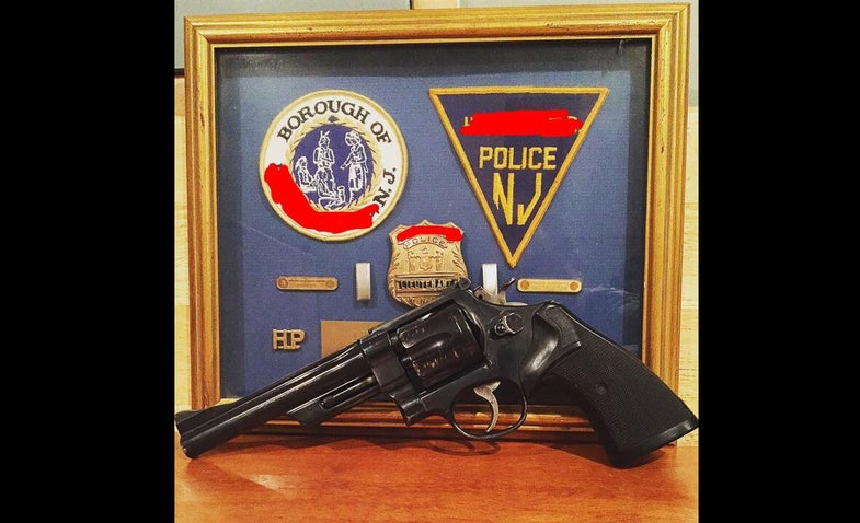 The Gift of an S&W Duty Revolver