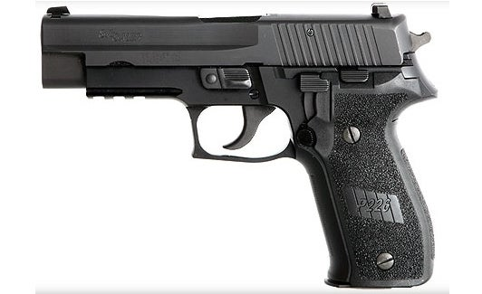 The SIG-Sauer P226 was one of three semi-autos offered to NYPD officers after the switch from revolvers in 1993.
