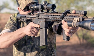 GET A GRIP: 8 Great AR Foregrip Options