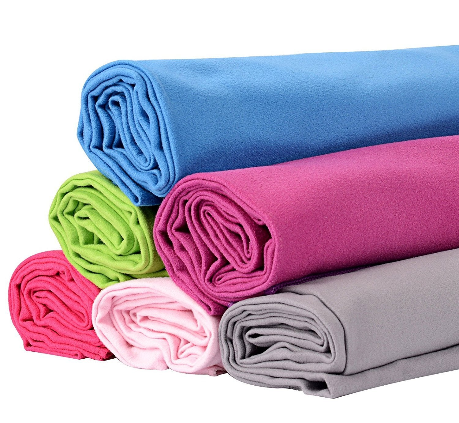 Kind of like a shemagh, there are endless uses for microfiber towels.