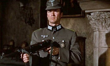 Clint Eastwood's MP40 Turned Into Police