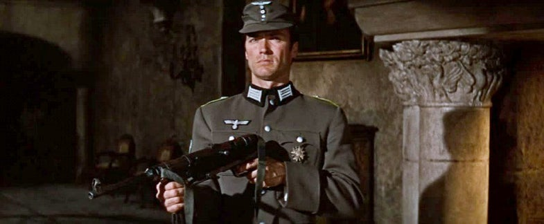 Clint Eastwood Where Eagles Dare