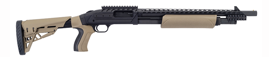 The newerATI Tactical version of the Model 500