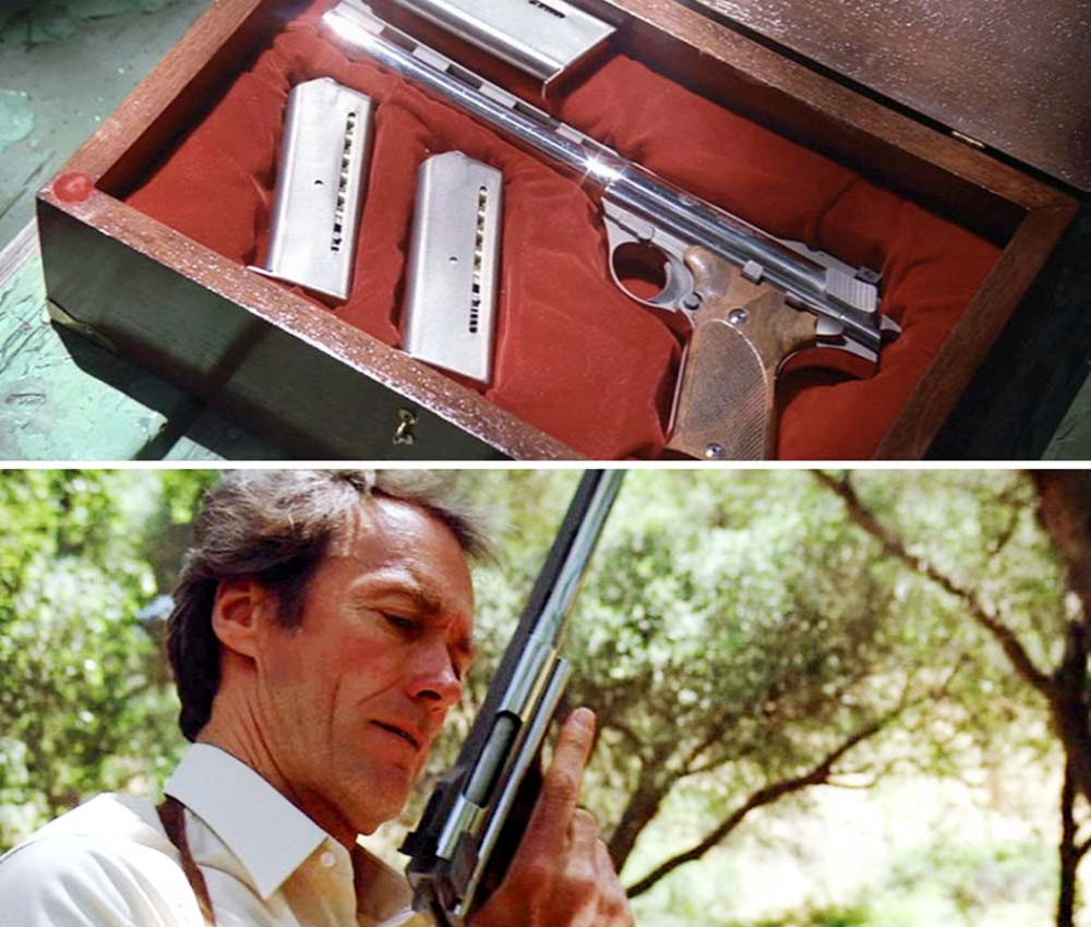 Clint Eastwood Sudden Impact Auto Mag