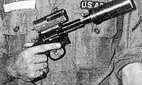 Suppressed .38 Revolver Was Made for Tunnel Rats in Vietnam